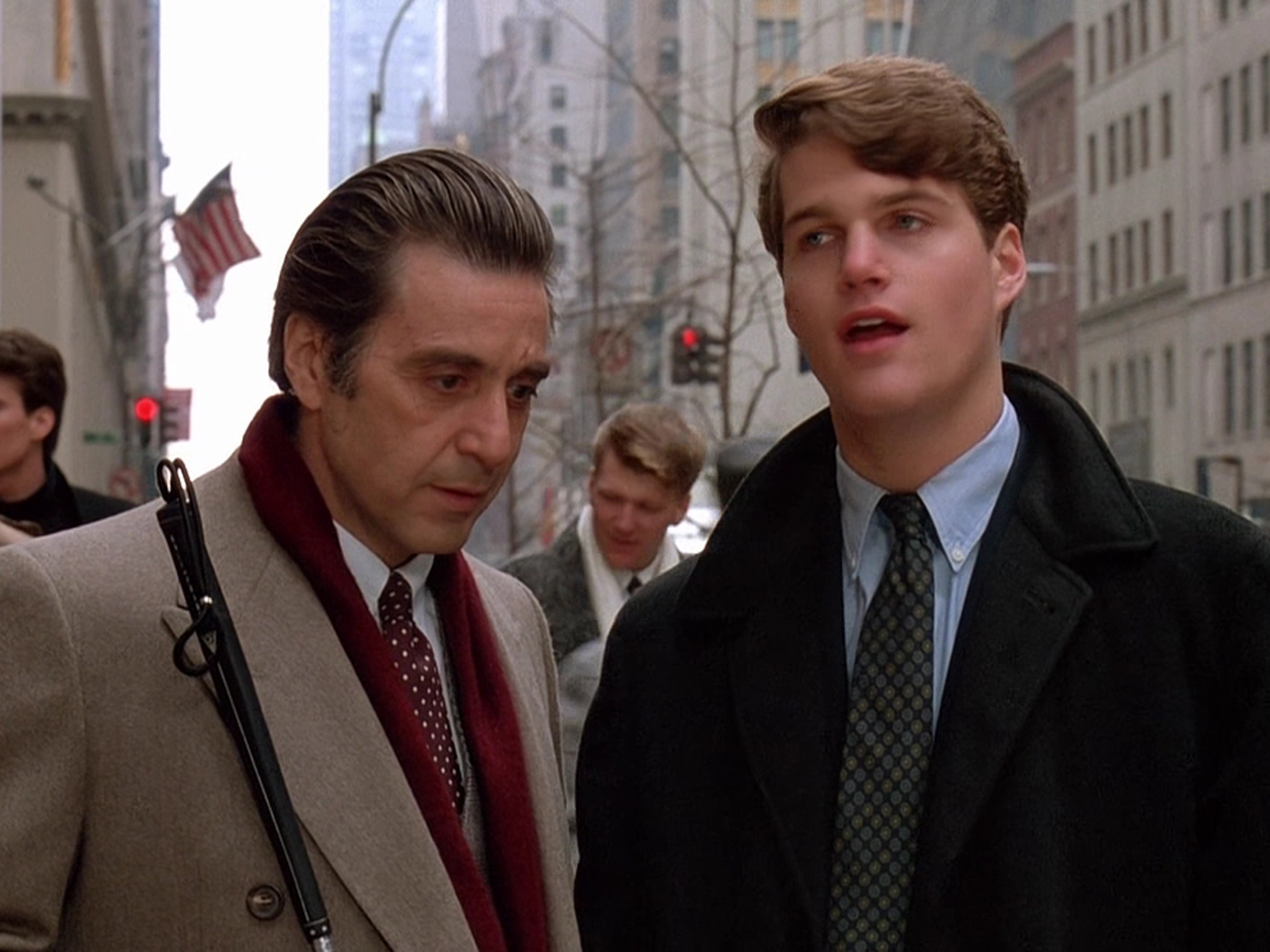 Al Pacino's worst performances, Scent of a Woman