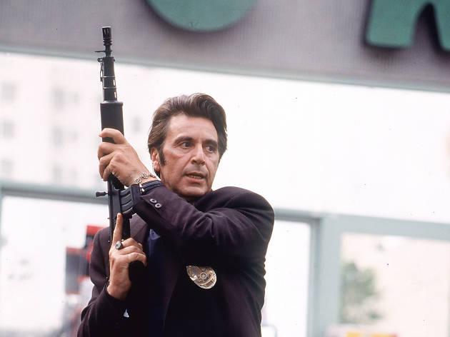 Al Pacino's worst performances, Heat