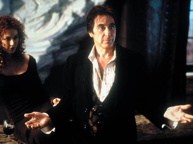 Al Pacino's worst performances, Devil's Advocate