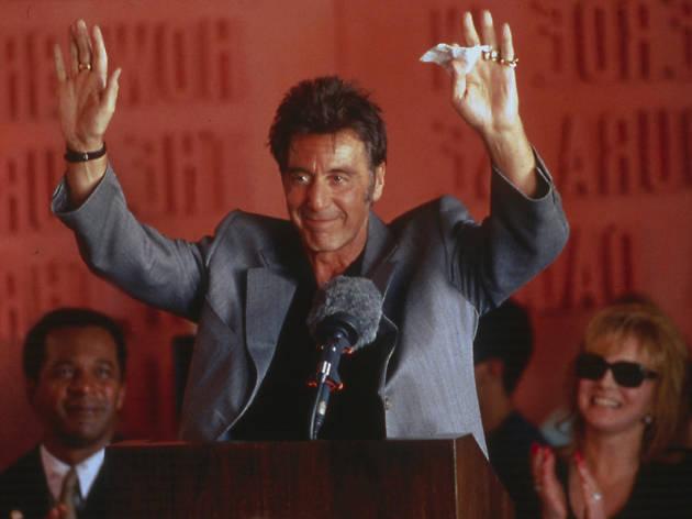 Al Pacino's worst performances, Any Given Sunday