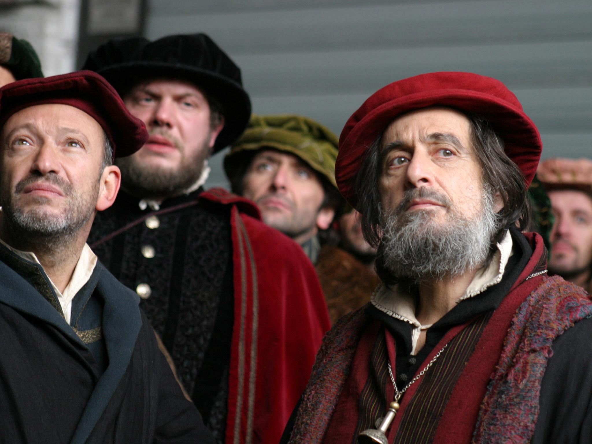 Al Pacino's worst performances, the Merchant of Venice