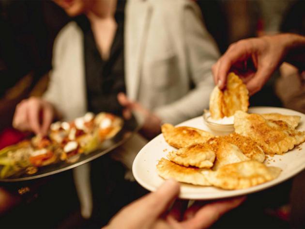 100 best restaurants in London 2015 - Baltic