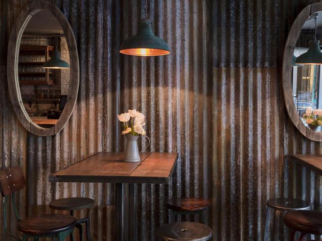 100 best restaurants in London 2015 - Barnyard