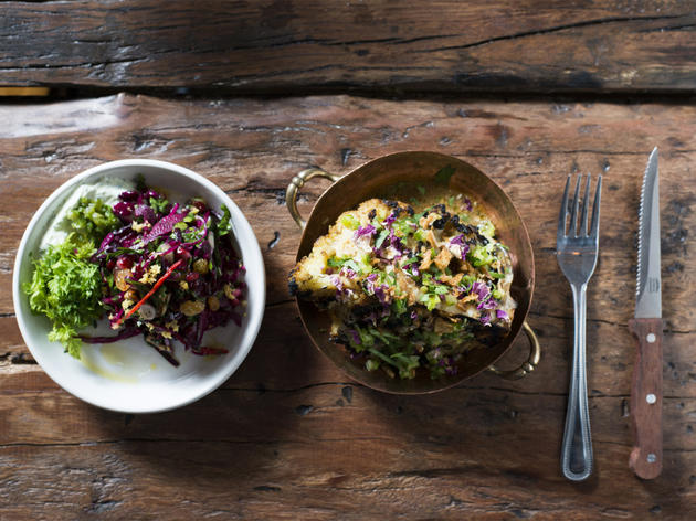 100 best restaurants in London 2015 - Berber & Q