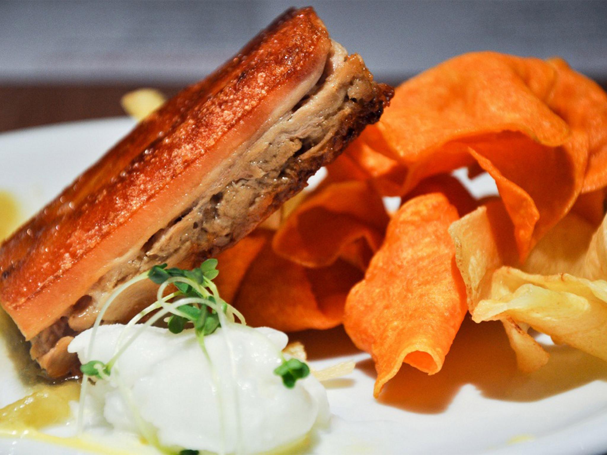 100 best restaurants in London 2015 - Boqueria Tapas