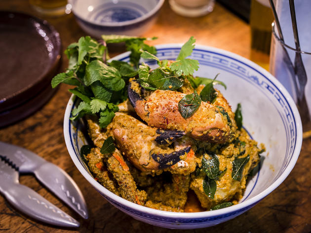 100 best restaurants in London 2015 - Smoking Goat