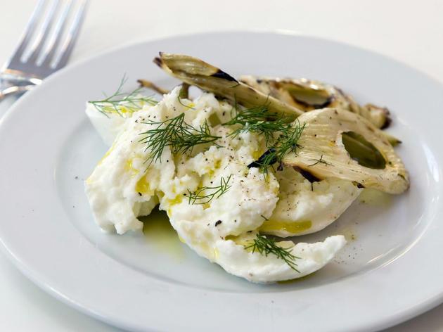100 best restaurants in London - Zucca