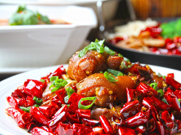 100 best restaurants in London - Baiwei