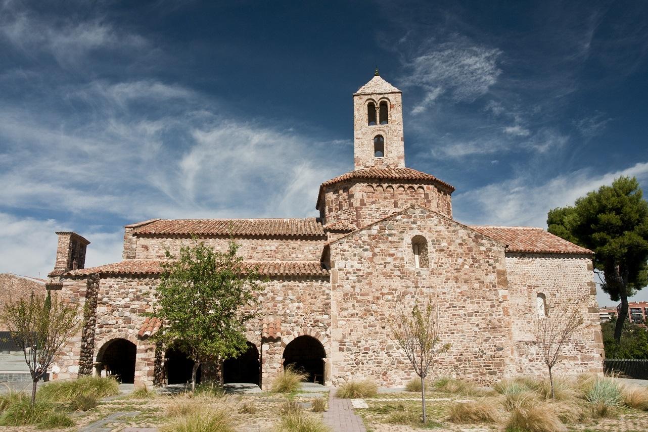 Medieval Vallparadís de Terrassa
