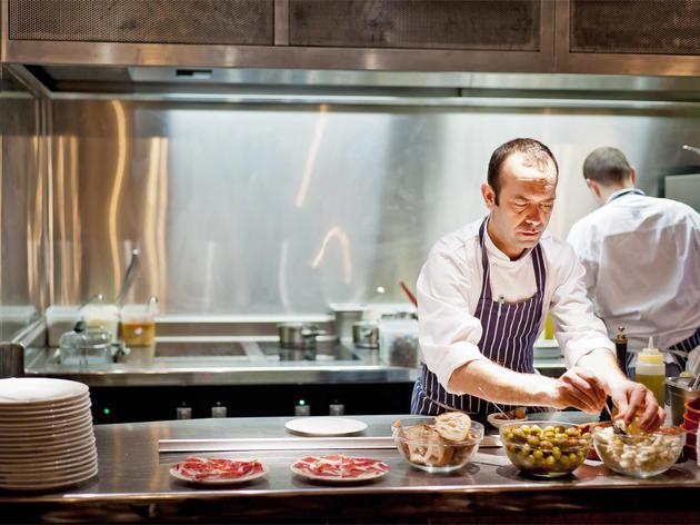 100 best restaurants in London - Pizarro