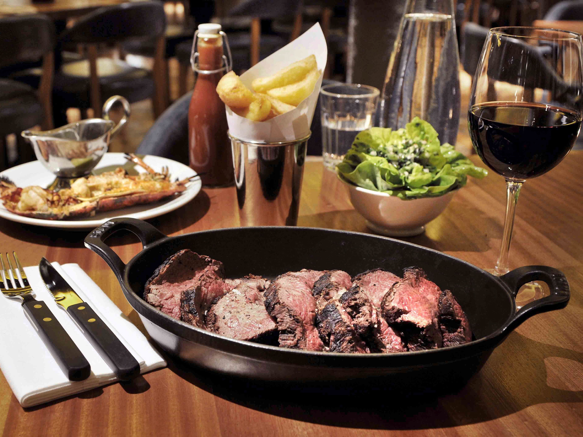Let Hawksmoor cook you a Sunday roast