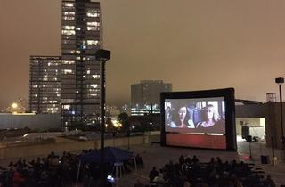Elevated Films offers innovative rooftop exhibition of new indie movies