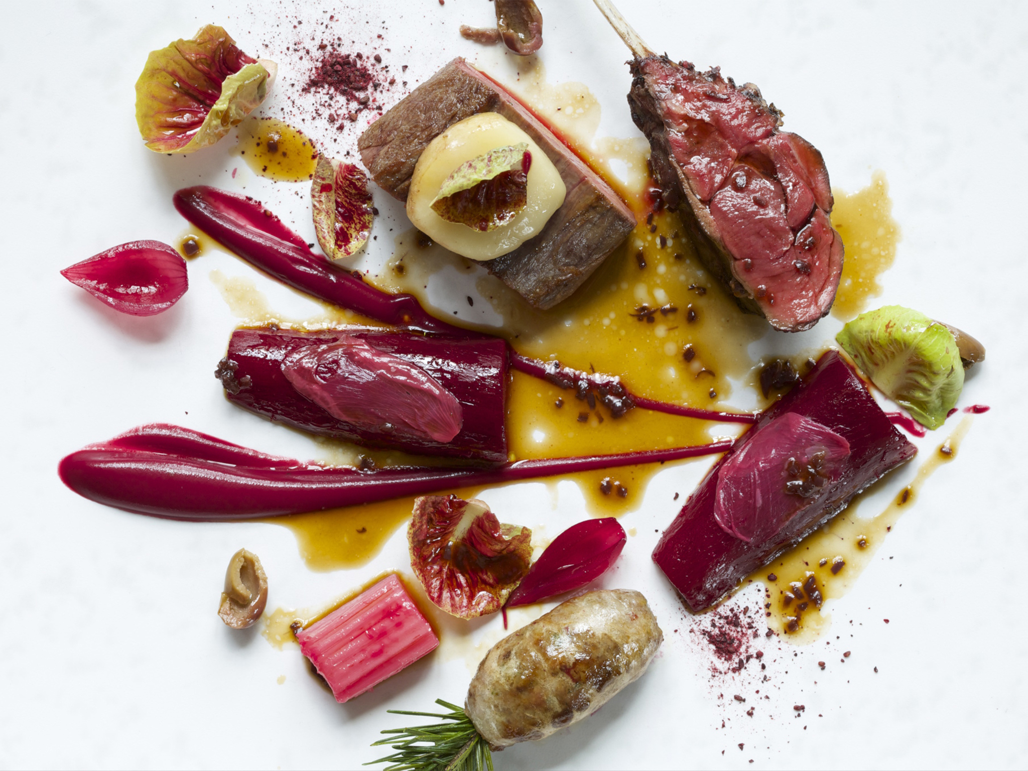 100 best restaurants in London 2015 - The Ledbury