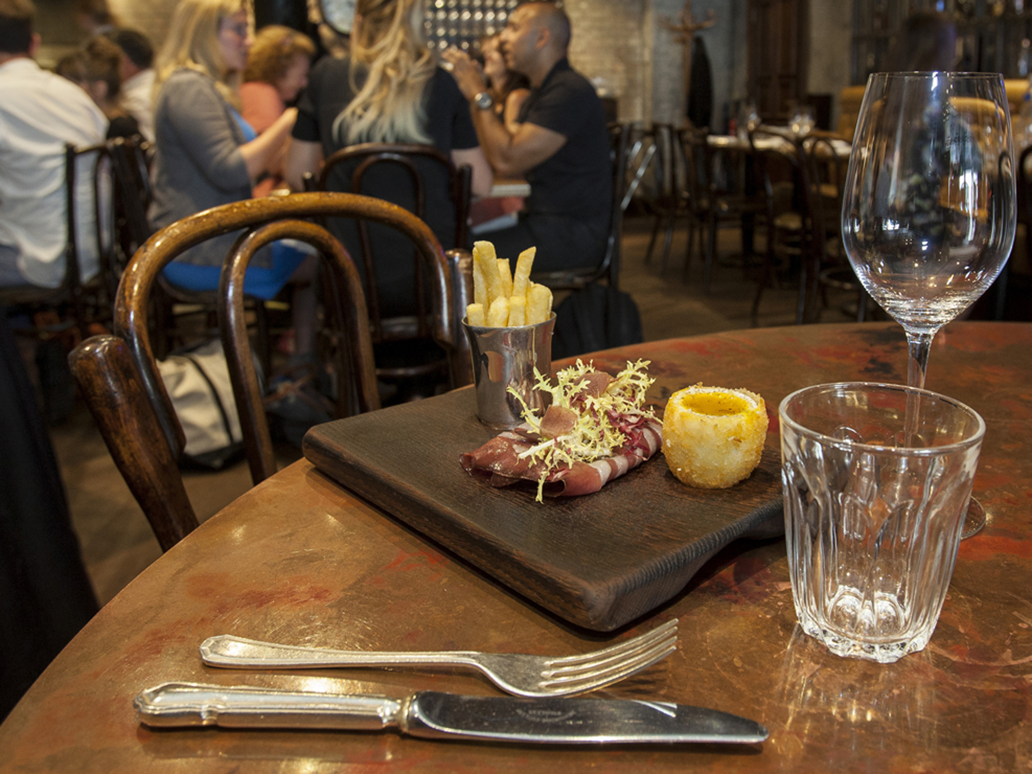 100 best restaurants in London 2015 - Social Eating House