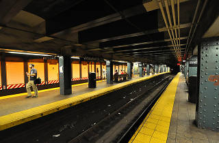 These are the hottest subway stations in New York