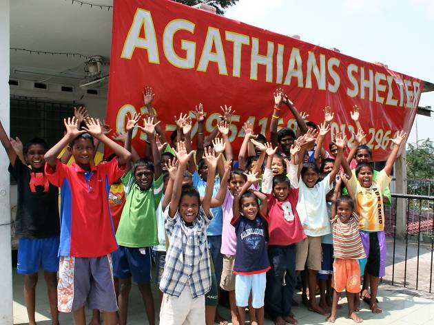 Agathians Shelter