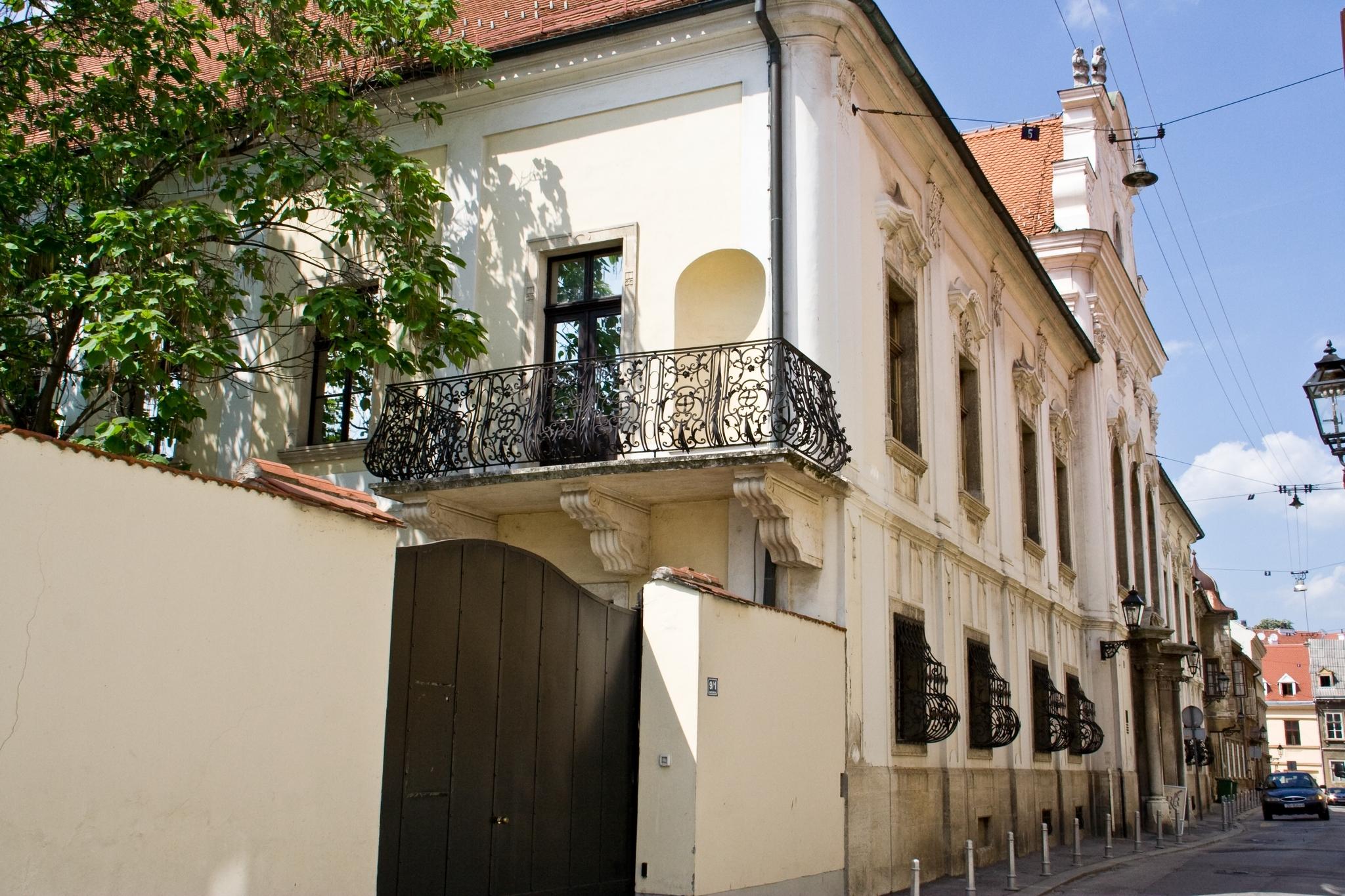 croatian history museum, museums, zagreb, croatia
