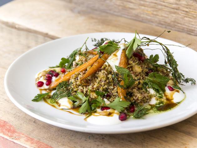 100 best restaurants in London 2015 - Jar Kitchen