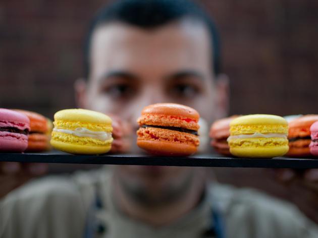 100 best restaurants in London 2015 - Anima e Cuore