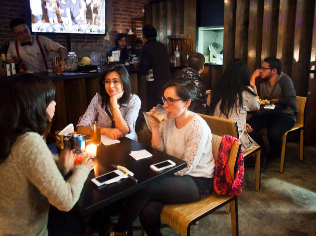 Restaurantes que cierran tarde