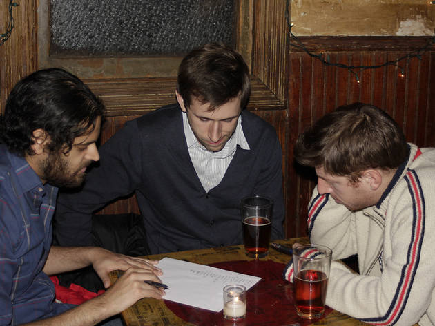 Best trivia nights in NYC where you can win free booze