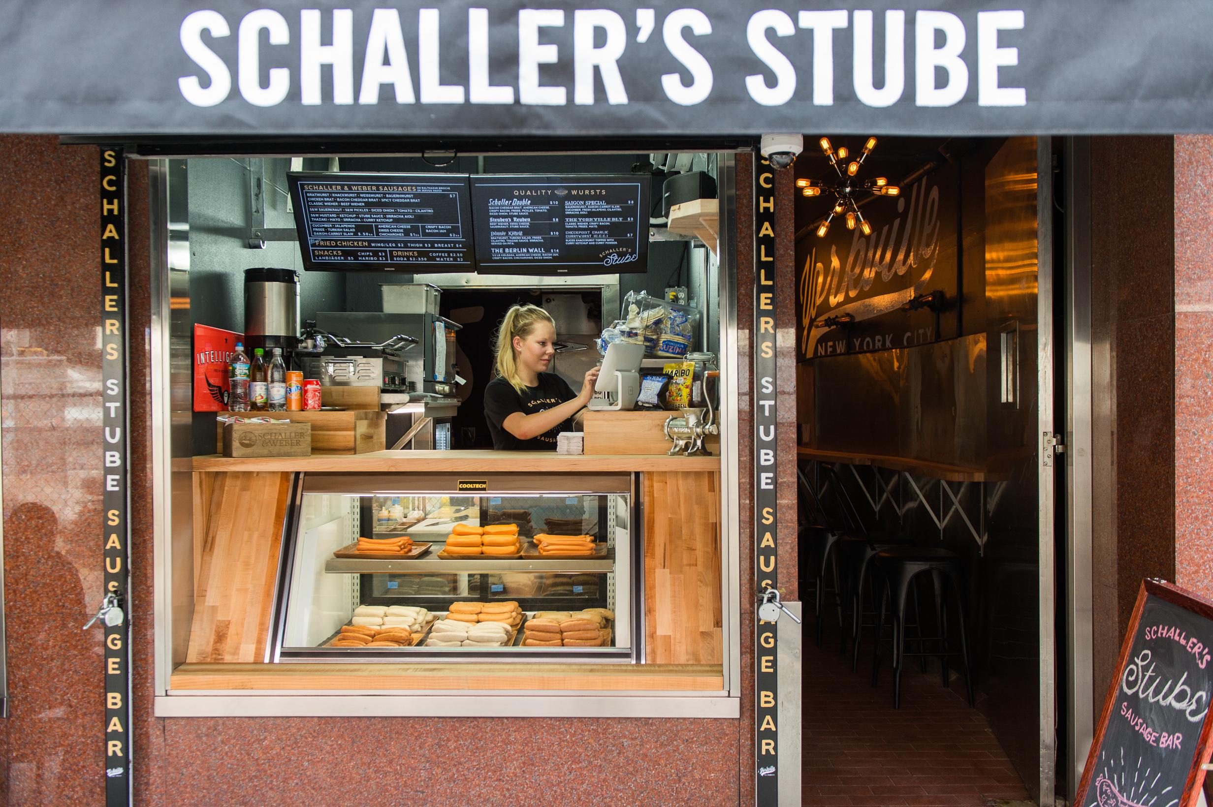 Schaller's Stube