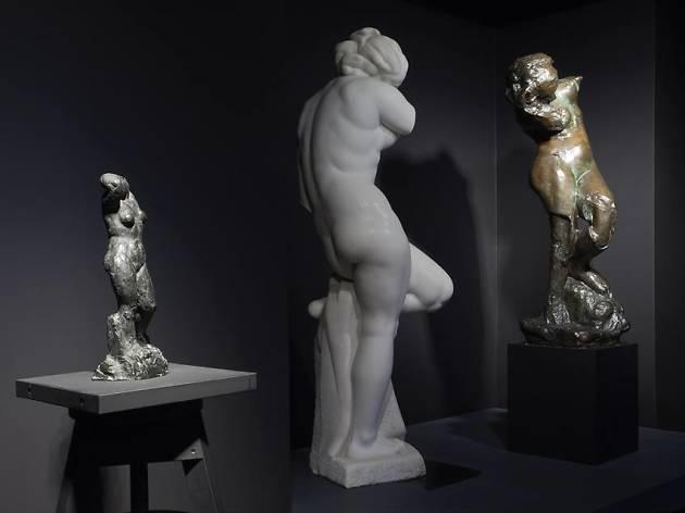 Rodin's Meditation, art, split, croatia