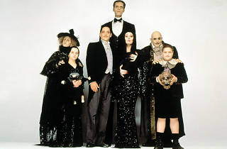Backyard Cinema: The Addams Family