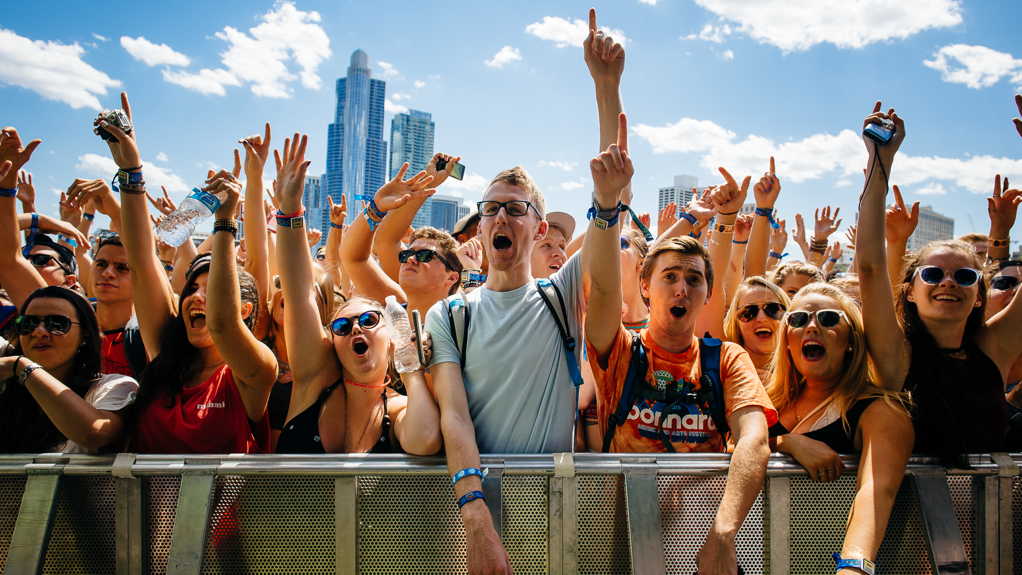 Lollapalooza summer music festival