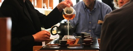 Red Blossom Tea Company, a San Francisco Tea House