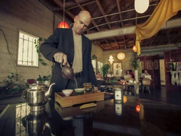 Far Leaves Tea, a Tea House in San Francisco