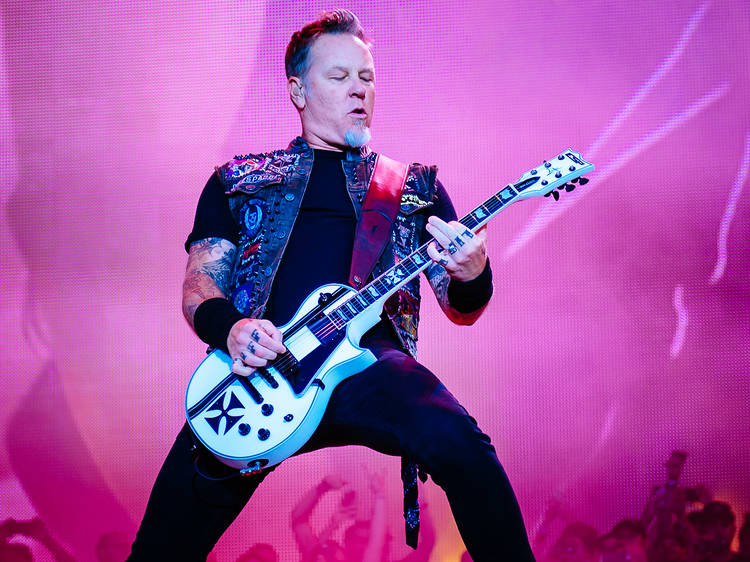 Metallica is playing an impromptu show at Metro tonight