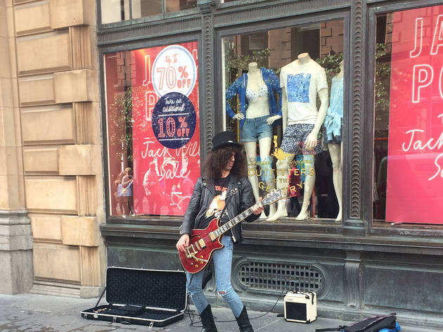 Play it again, Glasgow: meet the city's buskers