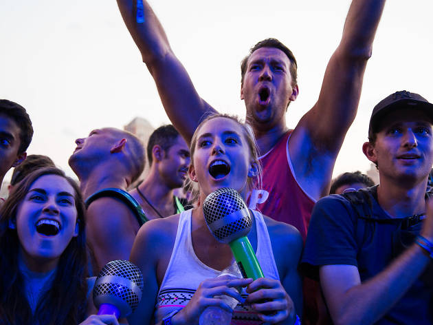 The gigantic, sold out party in Grant Park came to an end at the final day of Lollapalooza on August 2, 2015.