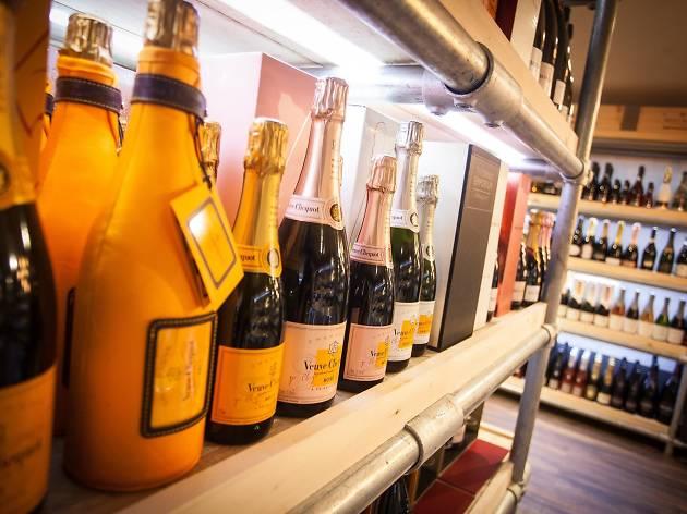 Birmingham's specialist booze shops