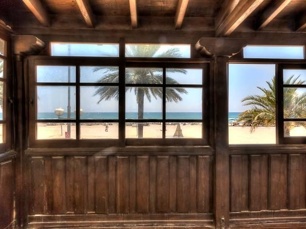 Morning, day 3: Seaside Calafell