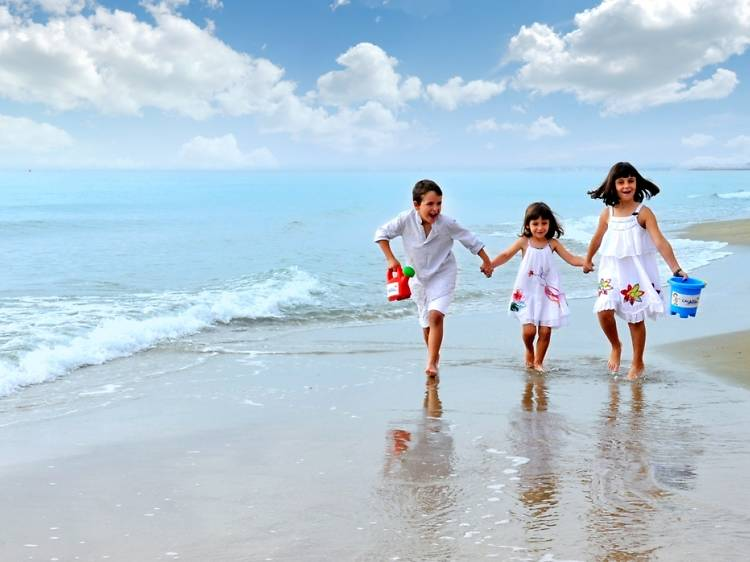 Escapada de tardor-hivern a Calafell: garantia de turisme familiar