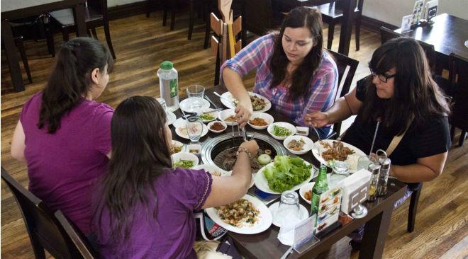 Restaurantes coreanos en la Ciudad de México
