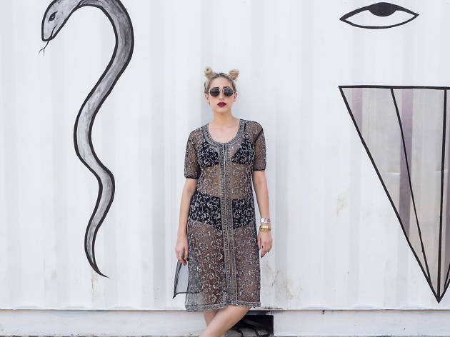 The best festival style at Lollapalooza 2015