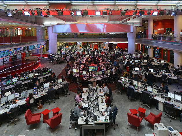 BBC Broadcasting House tours