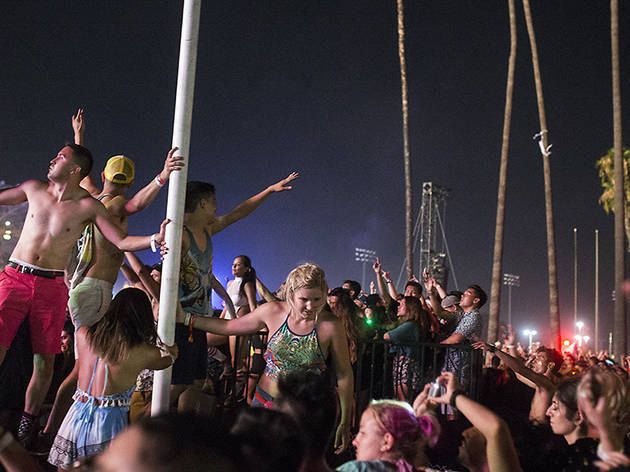 Here's everything you need to know about camping at HARD Summer