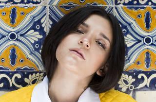 De la sesión Estilo Loose de Karla Lisker para Time Out.