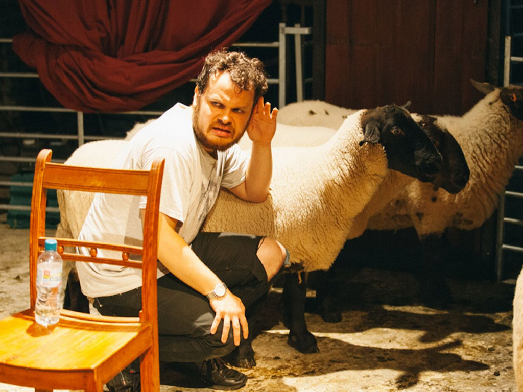 'King Lear with Sheep': the summer's weirdest theatre show