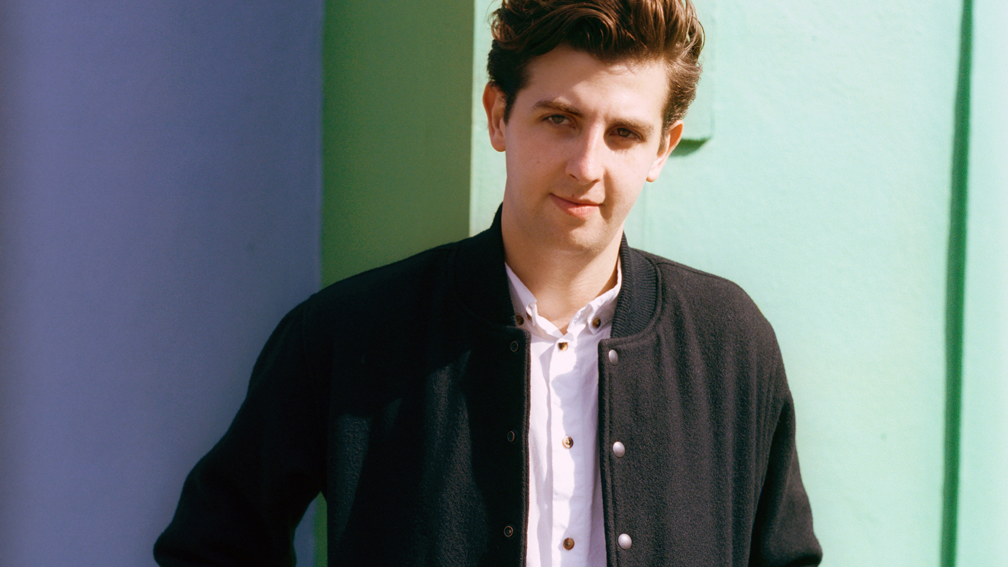 Jamie xx talks about vinyl, EDM and writing the next xx album