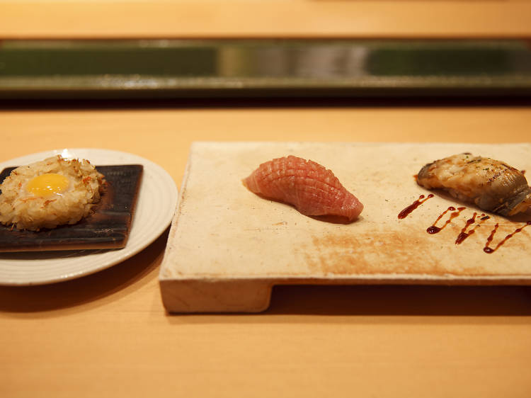 Sushi Kuriyagawa