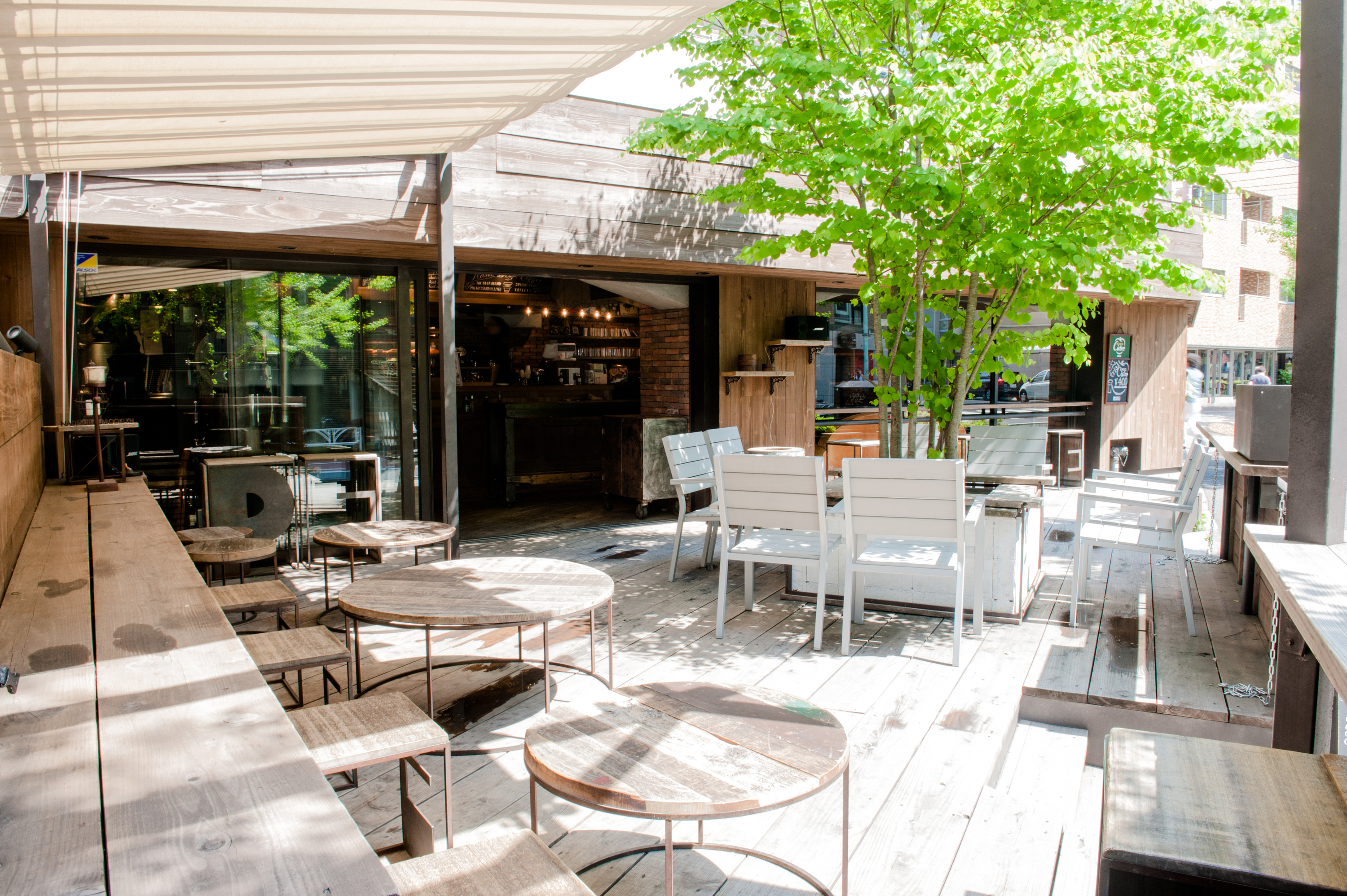 The Deck Coffee & Pie | Time Out Tokyo