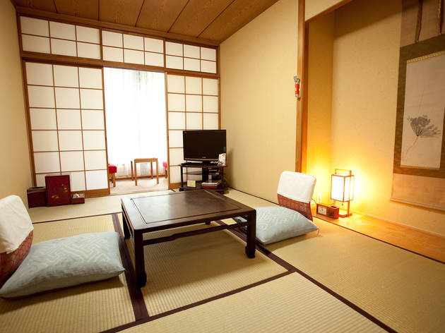 Hotel Ryumeikan Tokyo | Time Out Tokyo