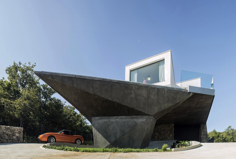 Gumno House, Krk, croatia