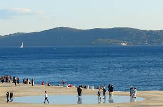 Greeting to the Sun, Zadar