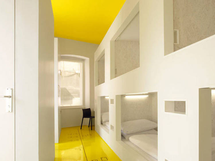 Goli + Bosi Design Hostel, Split